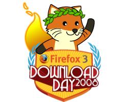 Firefox がギネス世界記録に挑戦!?のバナー